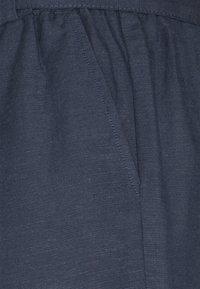 ONLY - ONLSMILLA VIVA LIFE LONG BELT  - Shorts - vintage indigo - 6