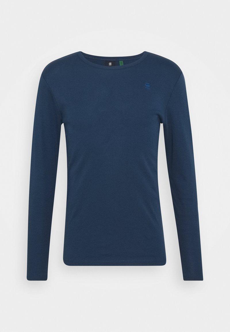 G-Star - BASE R T L\S  - Long sleeved top - luna blue