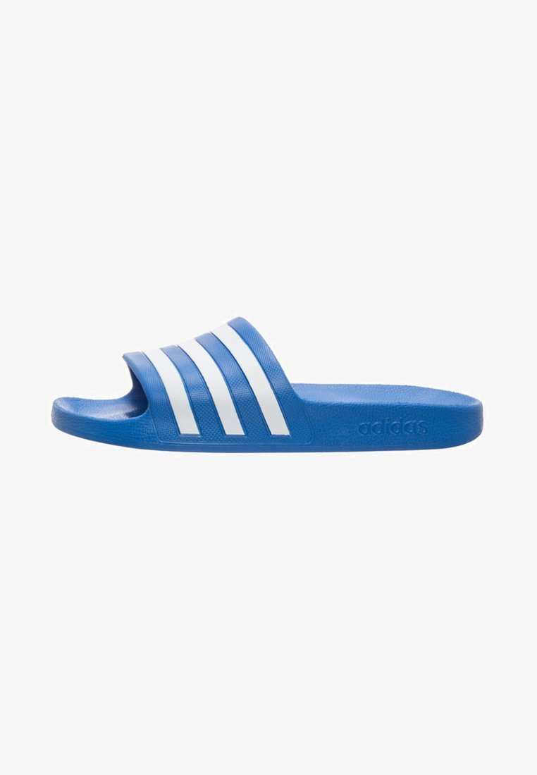 adidas Performance - ADILETTE AQUA SWIM - Pool slides - blue