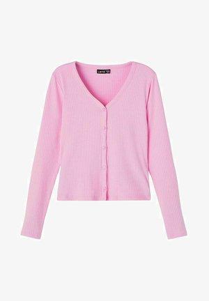 Vest - lilac chiffon
