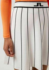 J.LINDEBERG - BAY - Sports skirt - white - 3