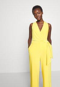 Lauren Ralph Lauren - CLASSIC - Jumpsuit - true marigold - 3
