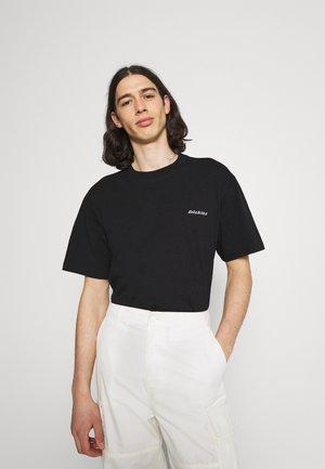 LORETTO TEE - Print T-shirt - black