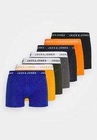 Jack & Jones - JACKRIS TRUNKS 7 PACK - Underwear set - black/multi-coloured - 4