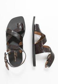 Kurt Geiger London - MIA - T-bar sandals - black - 3