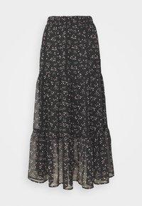 Vero Moda - VMTHALASSA SKIRT - A-line skirt - black - 0