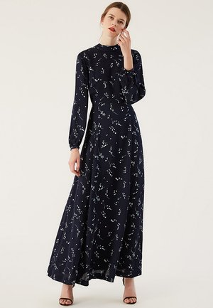 Maxi dress - navy blue