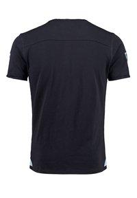 Key Largo - ARENA  - Print T-shirt - navy - 1