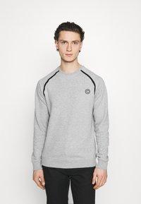 Cars Jeans - TREASS  - Sweatshirt - grey melee - 0