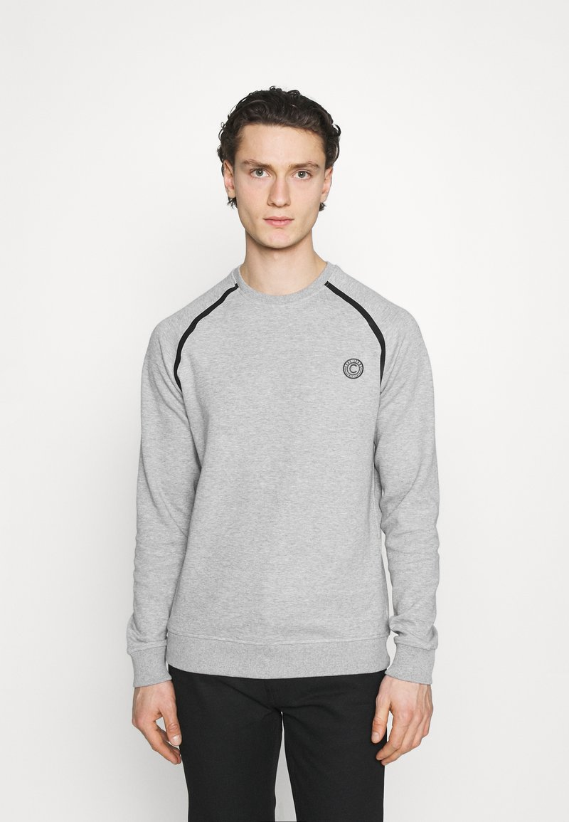 Cars Jeans - TREASS  - Sweatshirt - grey melee