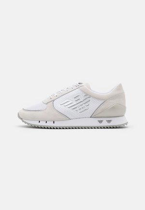 UNISEX - Sneakers laag - white/silver