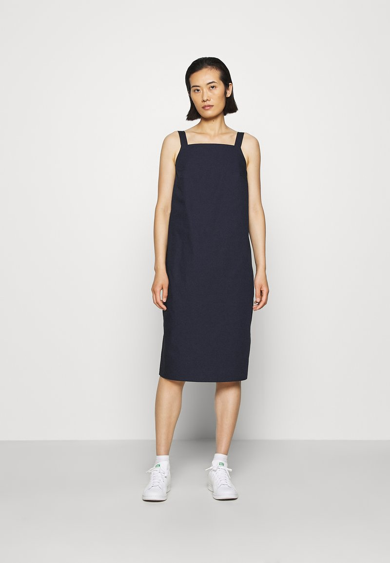 ARKET - DRESS - Korte jurk - blue dark