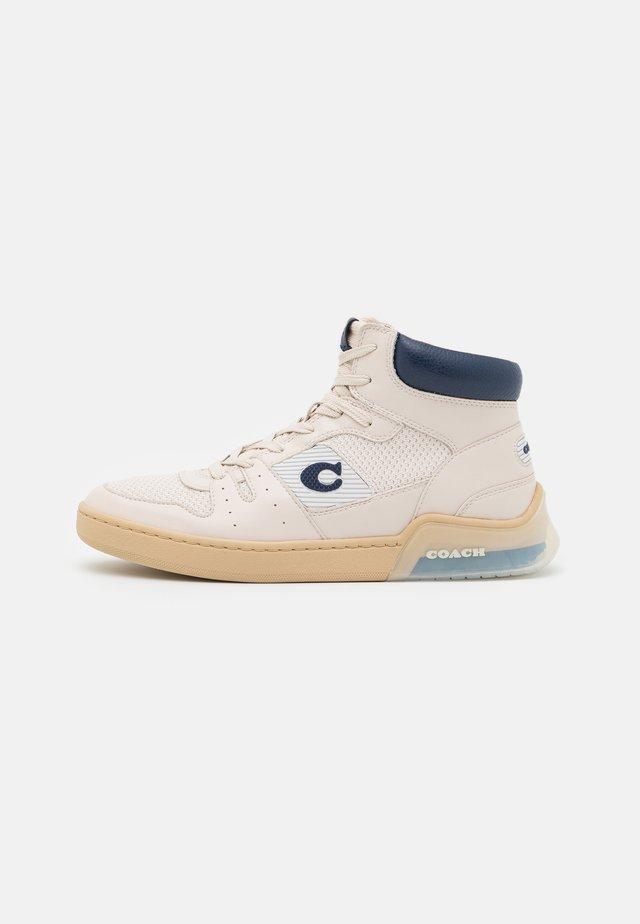 CITYSOLE - Sneakers hoog - chalk/true navy