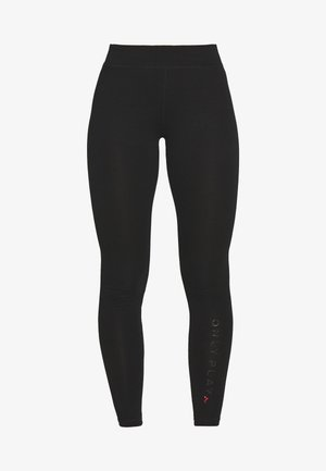 ONPPERFORMANCE LEGGINGS - Medias - black
