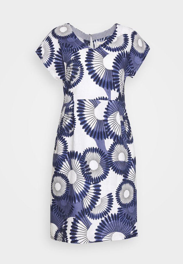 LARNA DRESS - Kjole - navy