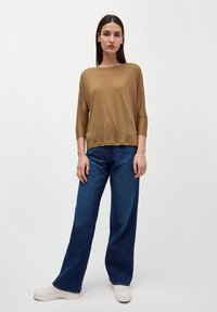 ARMEDANGELS - Long sleeved top - golden khaki - 1