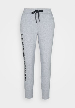 RIVAL SHINE JOGGER - Träningsbyxor - steel medium heather