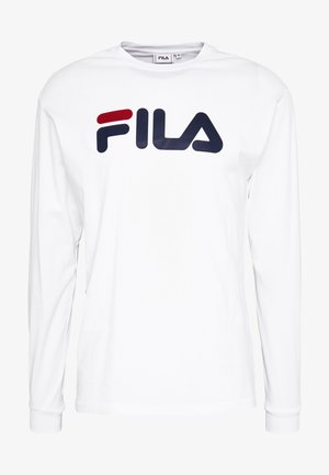 PURE - T-shirt à manches longues - bright white