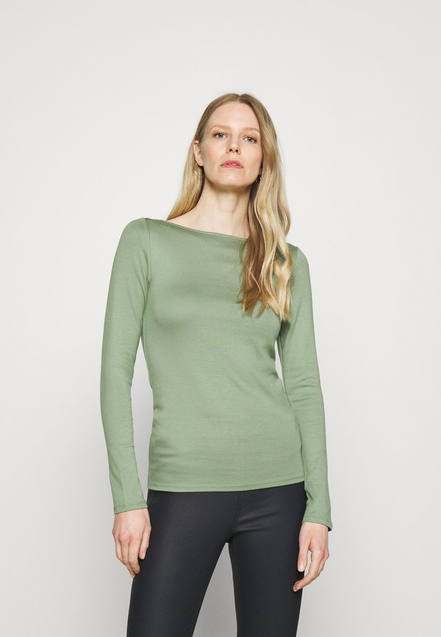 BATEAU - Long sleeved top - twig