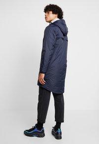 K-Way - UNISEX LE VRAI EIFFEL ORSETTO - Winter coat - blue depth - 2