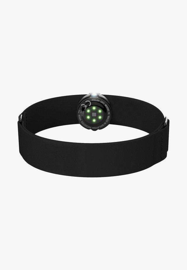 Heart rate monitor - schwarz