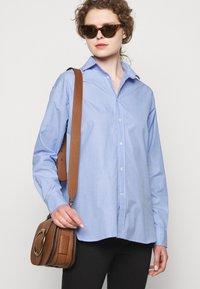 Polo Ralph Lauren - END ON END - Button-down blouse - classic medium blue - 4