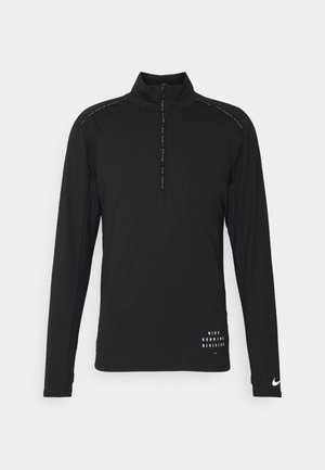 ELEMENT - Sports shirt - black/silver