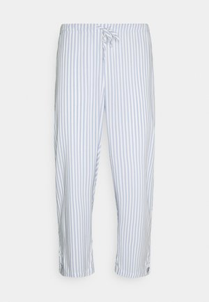 NIGHT TROUSERS STRIPE - Pyjama bottoms - blue