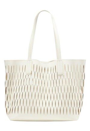SHOPPER - Shopping Bag - weiss