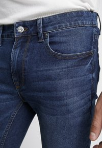 Only & Sons - ONSWARP - Skinny-Farkut - blue denim - 3