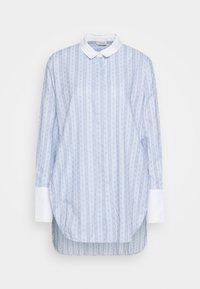 By Malene Birger - EAUBONNE - Button-down blouse - chambray blue - 5