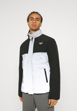 BRENDON PADDED COAT - Winter jacket - silver