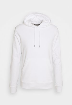 THROW CLEAN HOODIE - Sweater - white