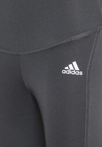 adidas Performance - MATERNITY - Tights - grey six/black - 5
