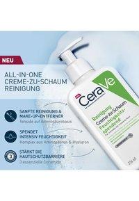 CeraVe - FACE CARE CLEANSING CREME-ZU-SCHAUM REINIGUNG FÜR NORMALE BIS TR - Makeup remover - - - 4