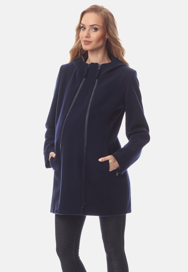 Manteau court - navy blue