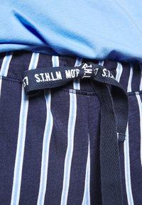 Marc O'Polo - PANTS - Pyjama bottoms - navy - 5