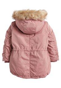 Next - Winter jacket - pink - 1