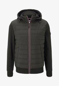 TOM TAILOR - Winter jacket - black - 4
