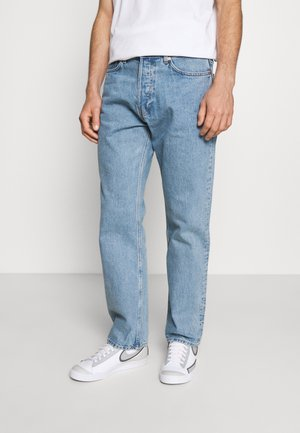 SPACE - Relaxed fit jeans - pen blue