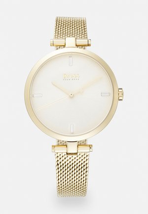 MAJESTY - Watch - gold-coloured/white