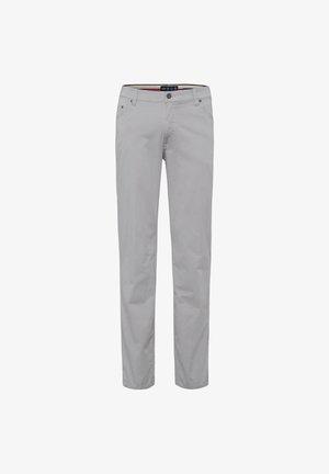 LUKE - Trousers - grey