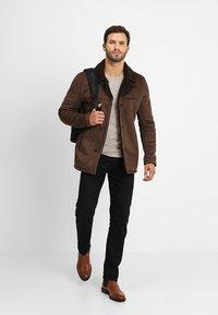 INDICODE JEANS - CROCKFORD - Light jacket - demitasse - 1
