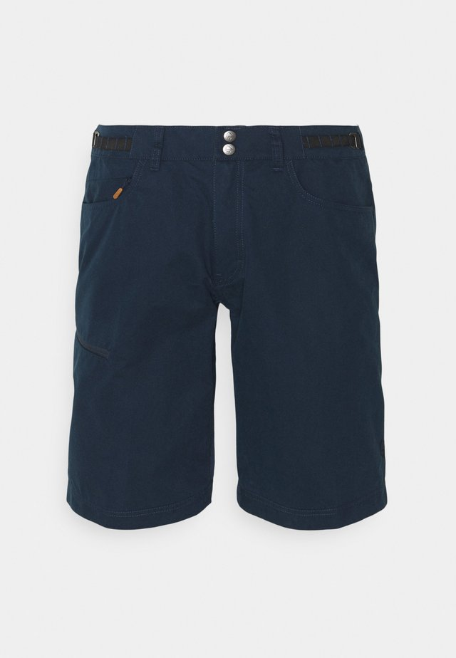 SVALBARD MID SHORTS - Pantaloncini sportivi - indigo night