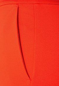Pinko - GAIO PANTALONE PUNTO - Trousers - red - 2