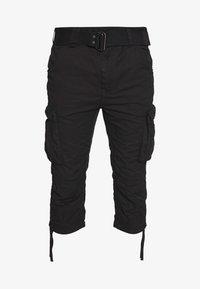 Schott - TRRANGER - Shorts - black - 3