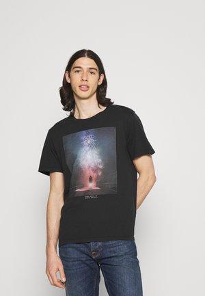 ROY - Print T-shirt - black