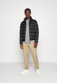 Marc O'Polo - JACKET REGULAR FIT - Light jacket - black - 1