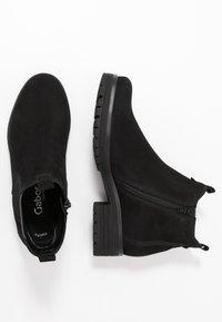 Gabor Comfort - Ankle boots - schwarz - 3