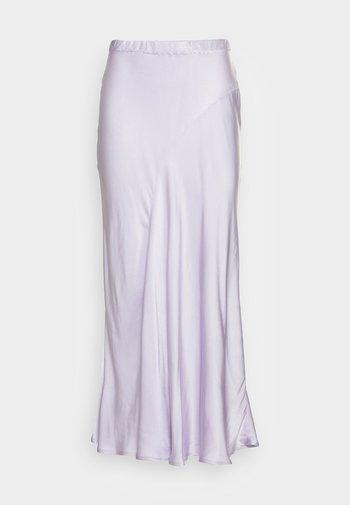 CARO SKIRT - A-line skirt - lilac